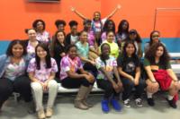 Group of Identity Girls