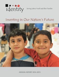 Identity 2014-2015 Annual Report