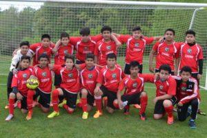 Identity Soccer Team