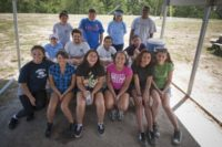 Group of Identity Youth at Owsley