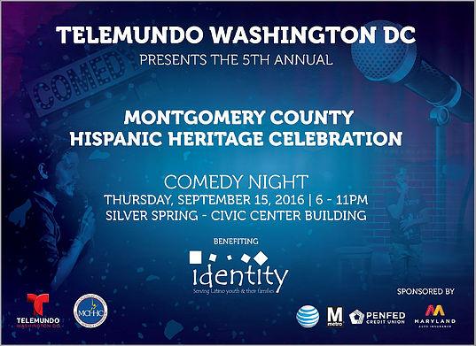 Telemundo Hispanic Celebration Promo