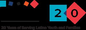 Identity 20th Anniversary Logo