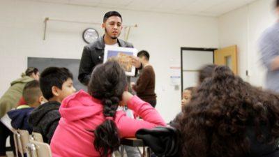 elementary reading program