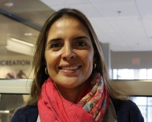Photo of Vanessa Simonson, Parent Outreach Worker