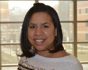Photo of Veronica Stroman, Program Manager