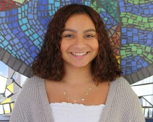 Photo of Flor Alfaro, Counselor in Training
